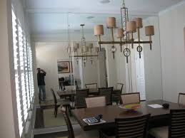 Dining Room Mirrors Mirror Wall Traditional Dining Room Tampa By Gulfside