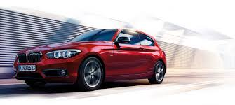 bmw 1 series 3 door at a glance
