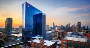4 star hotel in downtown chicago il marriott marquis chicago