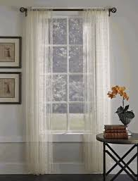 sheer drapes and curtains gossamer embroidered sheer curtain