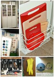Kitchen Shelf Organization Ideas 30 Genius Kitchen Storage Hacks Ideas Making Lemonade