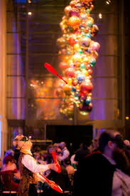 omaha corporate christmas party features cirque d soleil