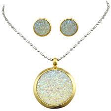 aliexpress buy gokadima 2017 new arrivals jewellery gokadima gold color stainless steel necklace set pendant earrings