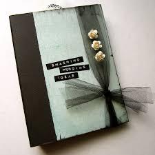 Wedding Planning Organizer Wedding Memory Book Smash Book Planner Organizer Binder Give It