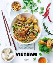 livre cuisine vietnamienne hachette pratique