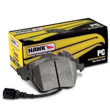 lexus isf brake pads amazon com hawk performance hb616z 607 performance ceramic brake