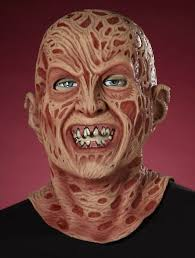 Kids Freddy Krueger Halloween Costume Deluxe Freddy Latex Halloween Mask