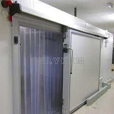 porte chambre froide coulissante isolé porte de la chambre froide coulissante porte de la chambre