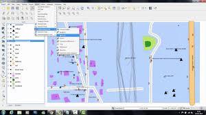 qgis viewshed tutorial qgis tutorial use of geo processing tools intersect geospatial