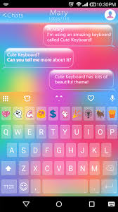 keyboard apk rainbow emoji keyboard with call screening apk 3 3 9