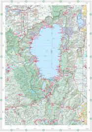Tahoe Map Index Of Maps