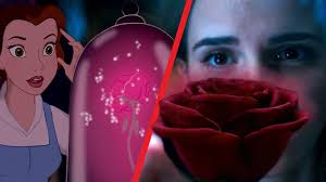 beauty and the beast trailer comparison then and now animated vs