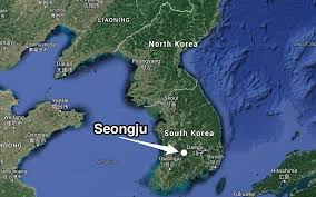 Where Is Monaco Located On A Map South Korea Just Revealed Where It U0027s Going To Install The Thaad