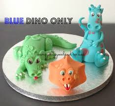 dinosaur cake topper blue dinosaur cake topper jolly pud store cupboard