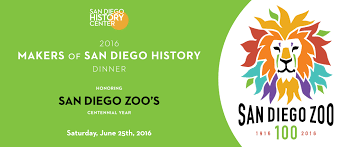 makers of san diego history honoring the san diego zoo san diego