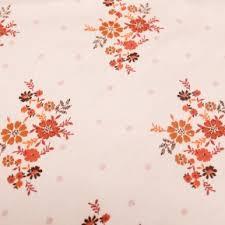 Cherry Blossom Upholstery Fabric Printed Chiffon Fabric By The Yard Stylishfabric Com