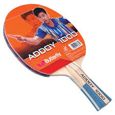 table tennis rubber reviews butterfly table tennis addoy 1000 pre assembled racket