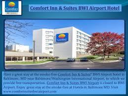 Comfort Inn Baltimore Md Comfort Inn U0026amp Suites Bwi Airport