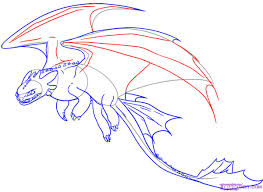 sky u0027s lineart thread of dragons how to train your