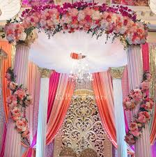 Hindu Wedding Mandap Decorations Indian Wedding Decor Gps Decors