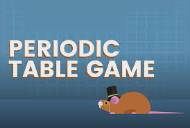 printable periodic table for 6th grade the periodic table a game on funbrain