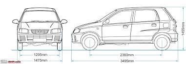 blueprints line drawings of cars page 3 team bhp