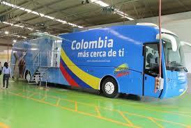 consolato colombiano colombianos en espa羈a consulado m纉vil en vigo y en valladolid