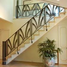 Iron Grill Design For Stairs New Home Designs Modern Homes Stair Railing Grill Designs