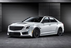 4 door cadillac cts hennessey wants to turn the cadillac cts v into the fastest 4 door