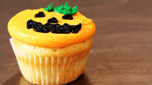 Halloween Cupcakes Ghost Cupcake Halloween And Pumpkin Image Halloween Cupcakes Pumpkin