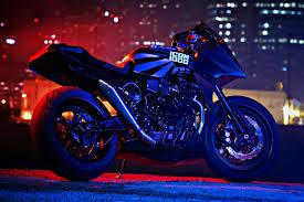 icon resurrects gpz900r the initial kawasaki ninja autoevolution