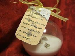 footprints in the sand ornament footprints ornament and bible