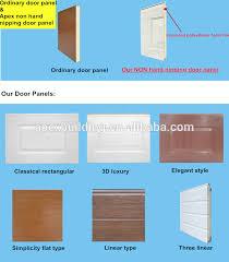 Apex Overhead Doors White Color Overhead Garage Door With Window Automatic Remote