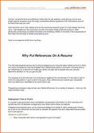 References In Resume Examples by Awesome Add References To Resume 73 On Sample Of Resume With Add