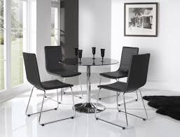 awesome acrylic home dining room modern clear glass table
