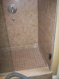 shower stall ideas shower stall river rock home ideas rooms bath