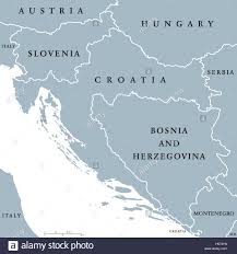 Map Of Italy And Surrounding Countries by Balkans Map Stock Photos U0026 Balkans Map Stock Images Alamy