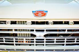 ford truck grilles 1966 ford f100 truck grille emblem photograph by reger
