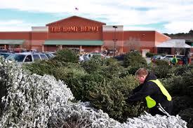 christmas tree disposal home depot part 32 tree company kissing