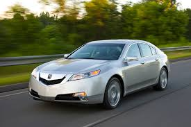 2009 acura tl overview cars com