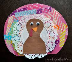 thanksgiving turkey hat craft washi tape turkey craft i heart crafty things