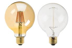 250 watt equivalent led light bulbs g30 led vanity bulb gold tint led filament bulb 25 watt