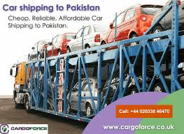 shipping to pakistan cargo force google