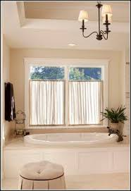 curtain ideas for bathroom loving this window treatment for my own bathroom window small