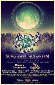 spirit of suwannee halloween sci returns to suwannee hulaween the string cheese incident