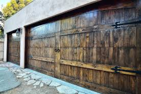 wood garage doors wood garage barn doors youtube