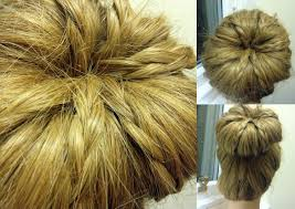 hairstyles to do on manikin braided sock bun new mannequin everyday hairstyle youtube