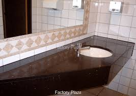 Custom Vanity Tops Custom Made Bathroom Vanity Granite TSC - Bathroom vanity top glue