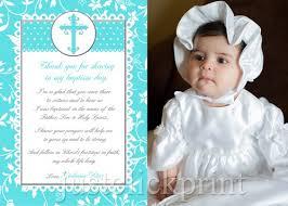 baptism thank you wording robins egg blue shabby chic damask baptism christening invitation