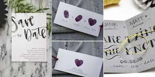 diy wedding invites 22 adorable and easy diy wedding invitations from